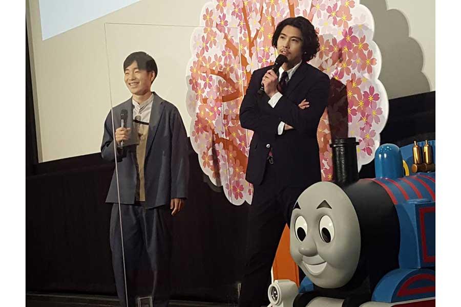 賀来賢人、友だち作るコツは「最初の1歩が大事」 機関車トーマスイベント
