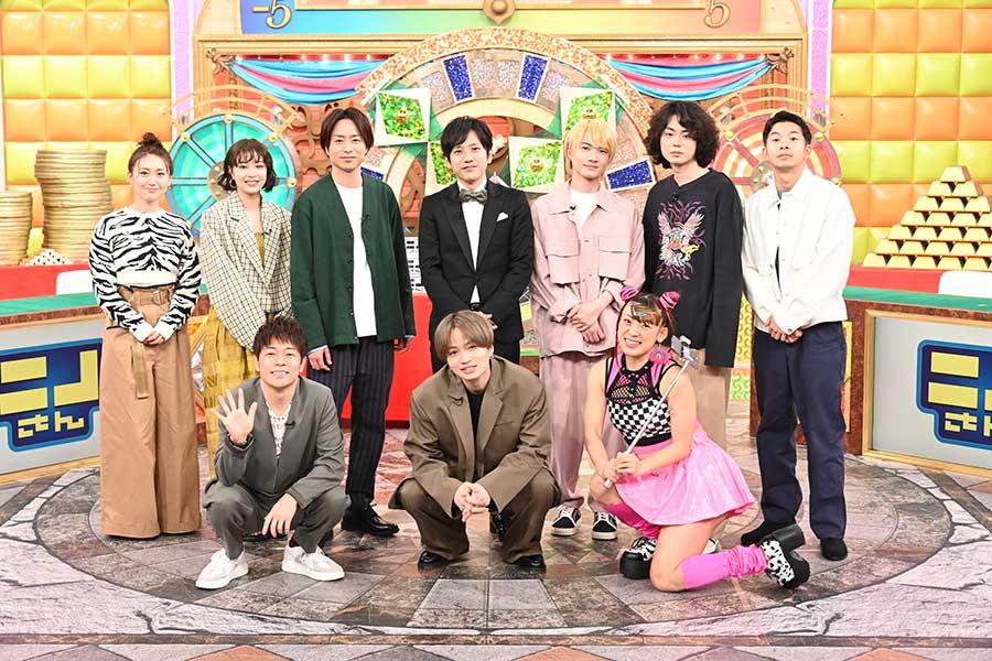 二宮和也&櫻井翔、「嵐」活動休止後初となるテレビ共演が実現 4月3日放送「ニノさん」