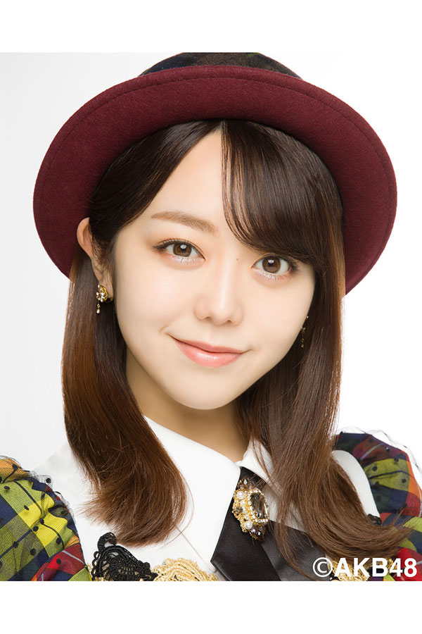 峯岸みなみ【写真:(C)AKB48】
