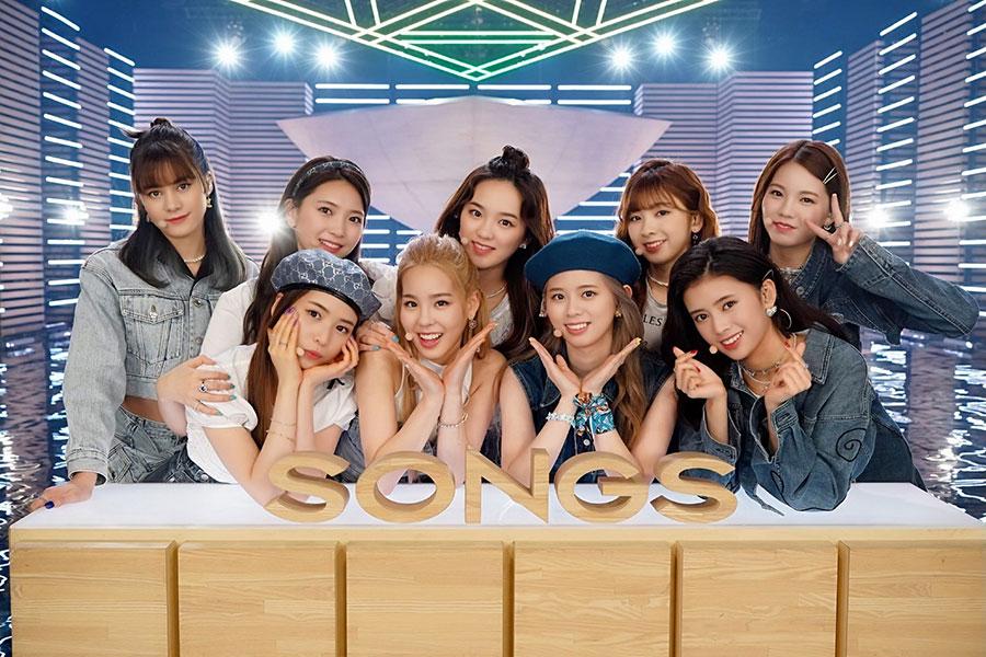 NiziU、「SONGS」リニューアル初回に出演 大泉洋が9人の魅力や知られざる素顔に迫る