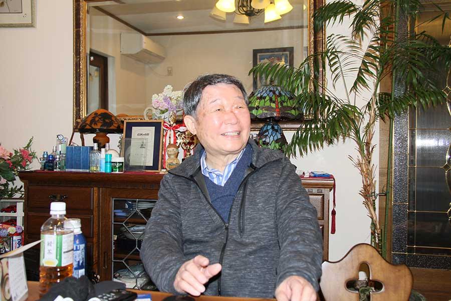 「のど自慢」「紅白」などの司会を務めた吉川精一元NHKアナウンサー【写真:ENCOUNT編集部】