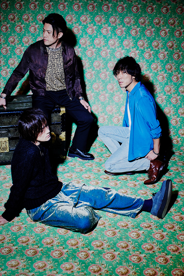 back numberの新曲「怪盗」がドラマ「恋はDeepに」の主題歌に決定