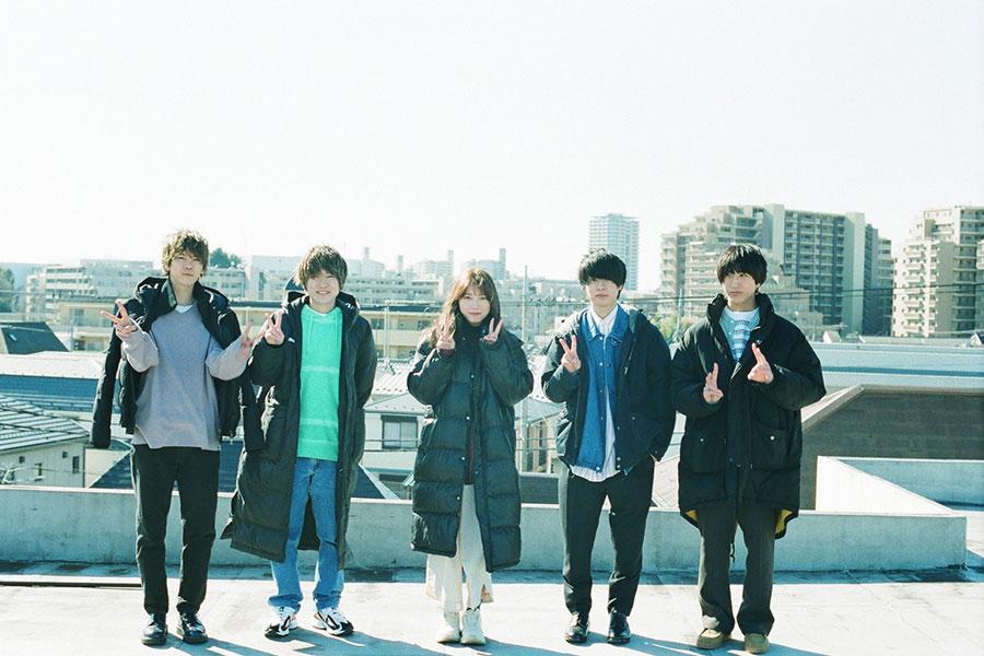 古田愛理が4ピースバンド「マルシィ」の新曲MVに出演