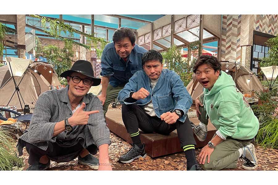 長瀬智也の卒業を前に「TOKIOカケル」4人だけの最後のトーク 名場面を映像で振り返る