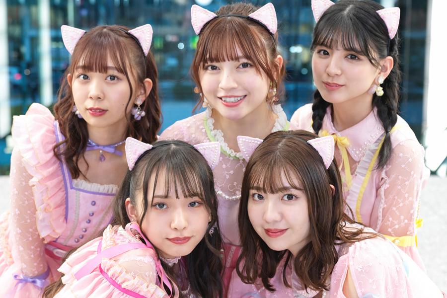 """日本のカワイイ文化を世界に発信 猫耳頭の5人組「わーすた」の""""キュートな個性"""""""