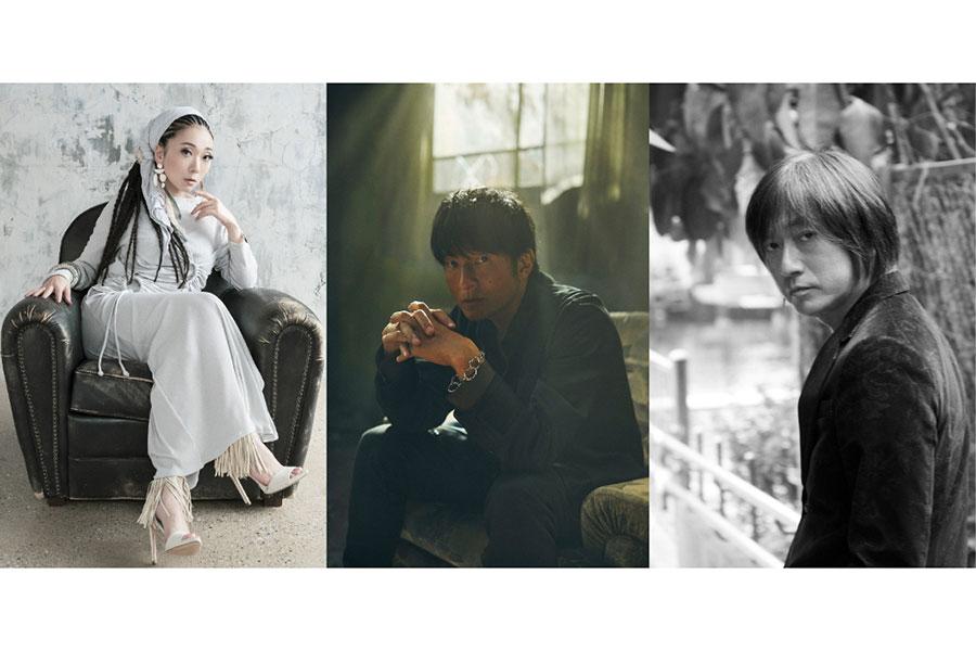 「音楽の日」に出演するMISIA、櫻井和寿、小林武史
