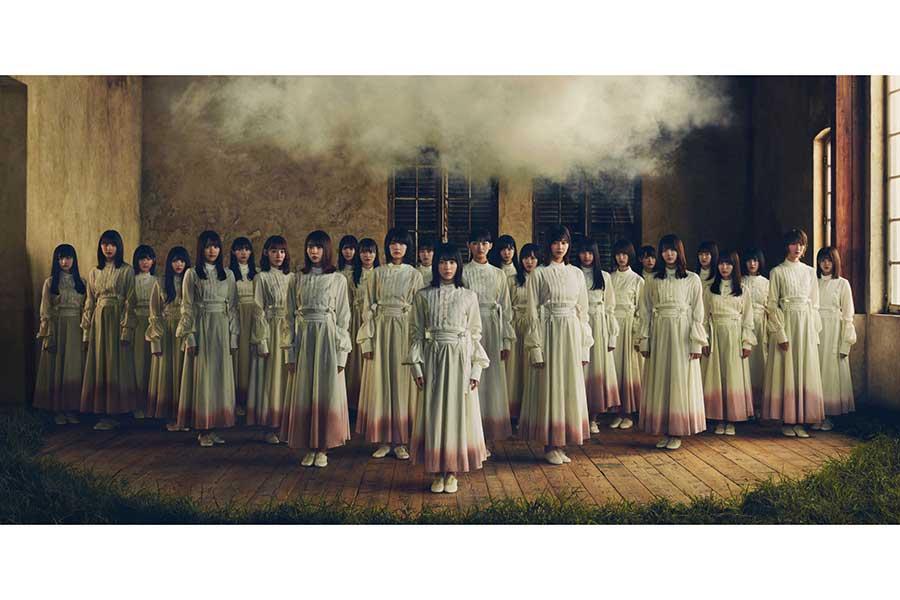 櫻坂46の2ndシングル「BAN」が4月14日に発売
