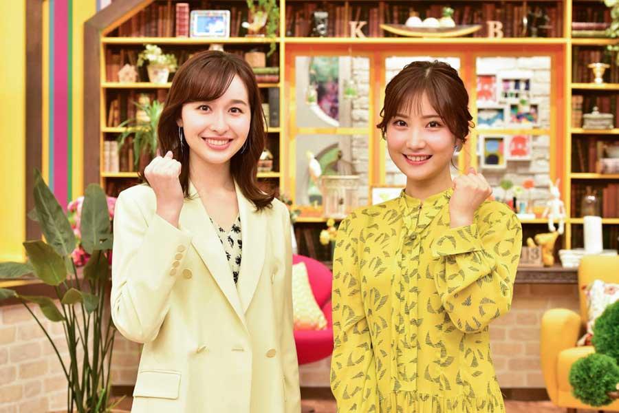 ブランチ新メンバーに宇賀神メグ&野村彩也子アナ 新リポーターにはフレッシュな4人