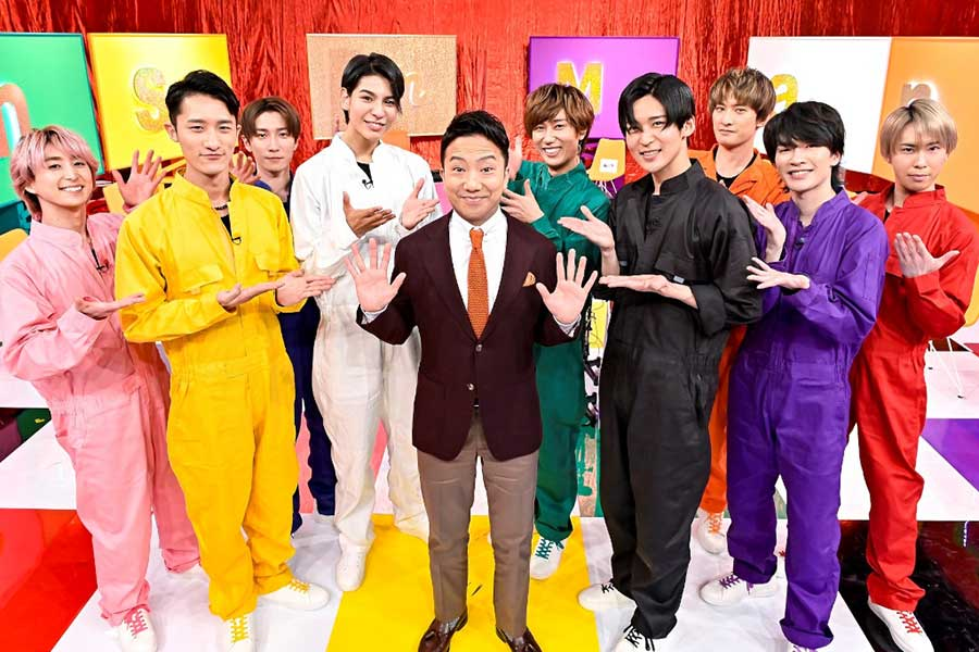 Snow Man、初冠番組の初回ゲストは市川猿之助 佐久間大介「テレビで見ている方だ!」大興奮