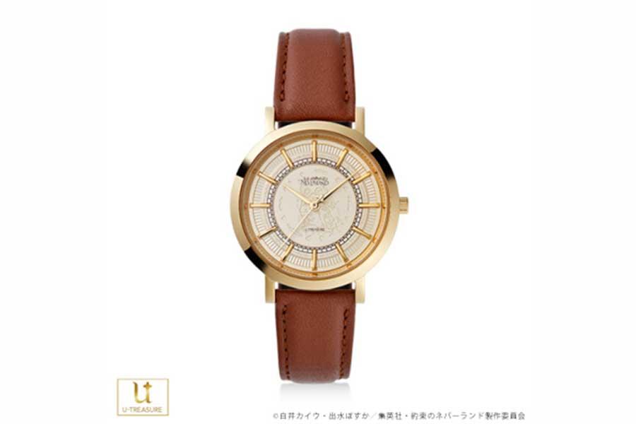 「約束のネバーランド」の世界観をイメージした腕時計が登場