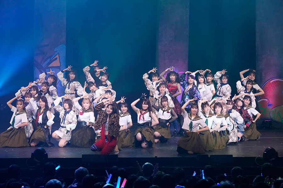 「AKB48」チーム8が結成7周年 新作舞台が決定 全国ツアー制覇もあとわずか