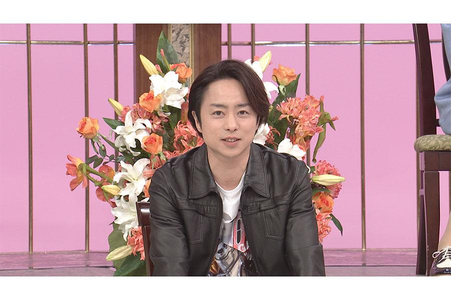 「行列のできる法律相談所」出演が決まった櫻井翔【写真:(C)日本テレビ】