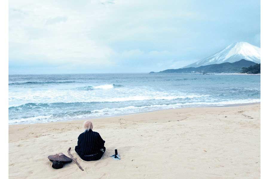 映画「HOKUSAI」は5月28日に公開される【写真:(C)2020 HOKUSAI MOVIE】