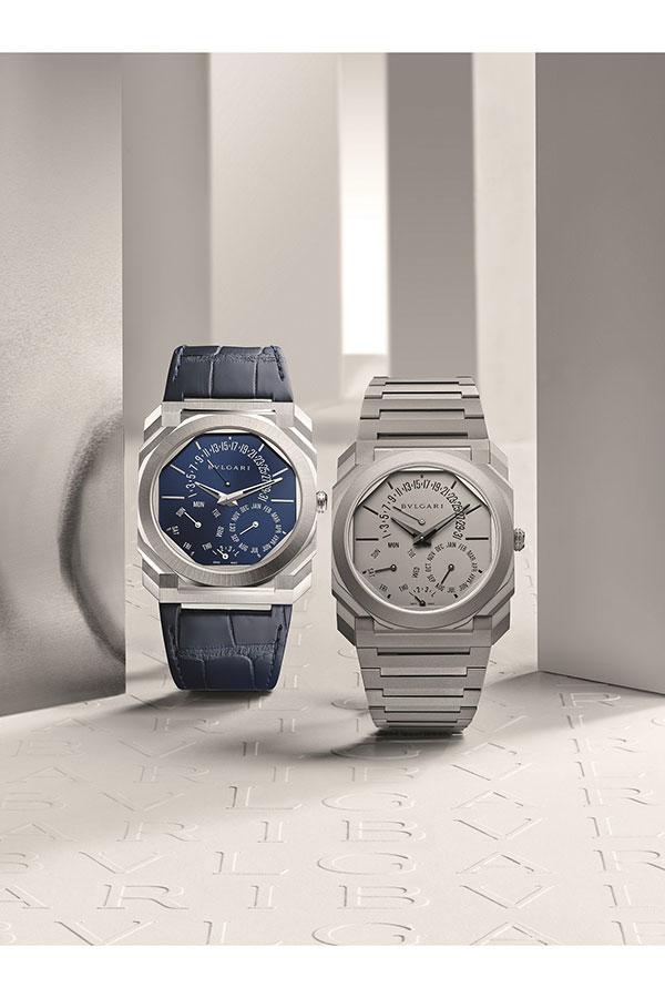 ブルガリ、超薄型時計として世界記録更新