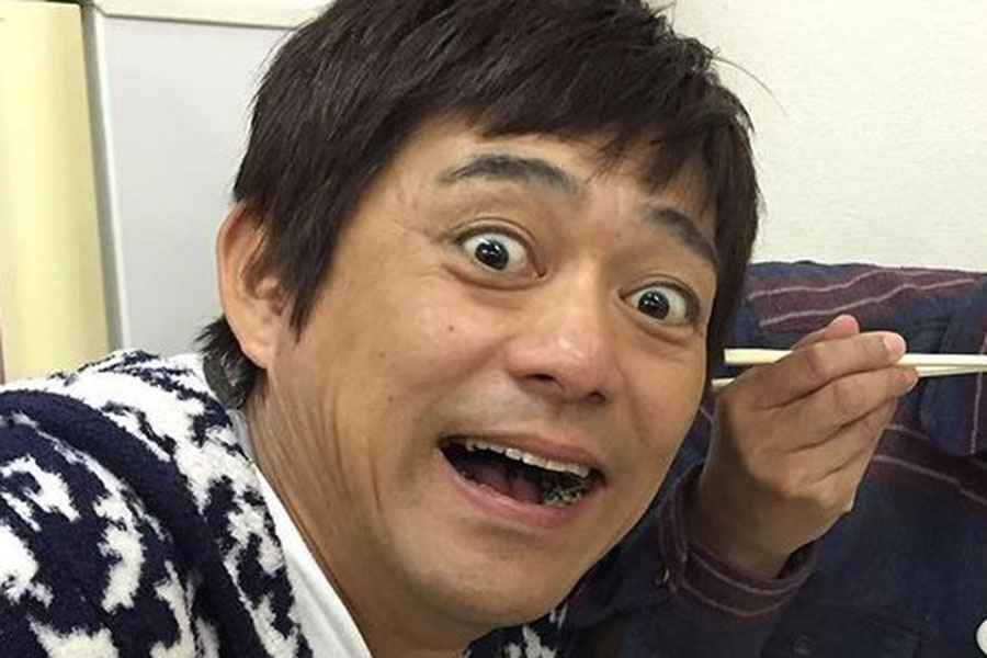 博多華丸【写真:インスタグラム(@okazakimitsuteru)より】