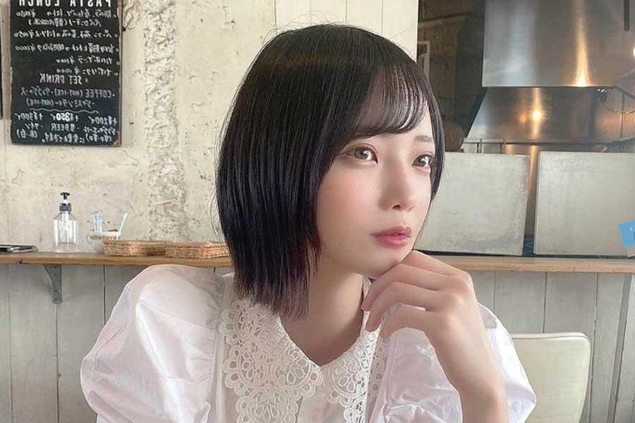 新谷姫加【写真:インスタグラム(@hime._.gram)より】
