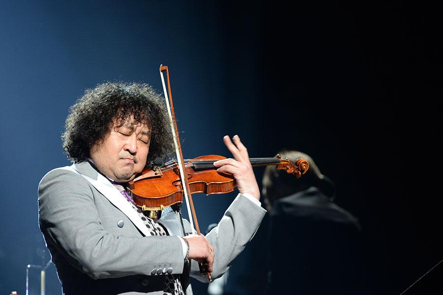 葉加瀬太郎、1年越しの30周年ツアーがスタート 喜び噛みしめ「全力で駆け抜けたい」