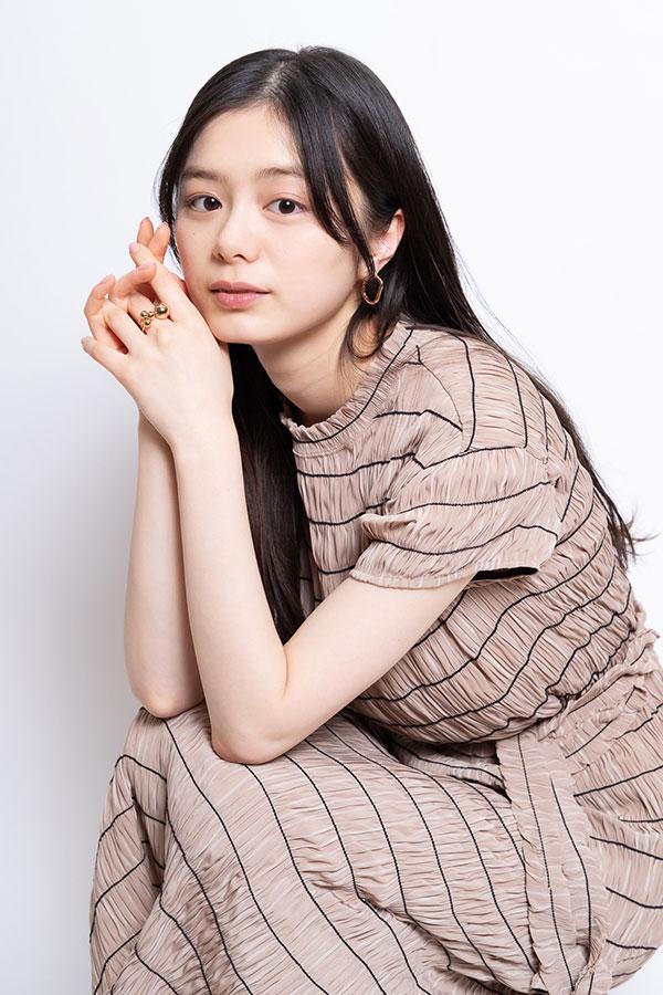 初主演映画をPRする紺野彩夏【写真:(C)スペースクラフト・エージェンシー】