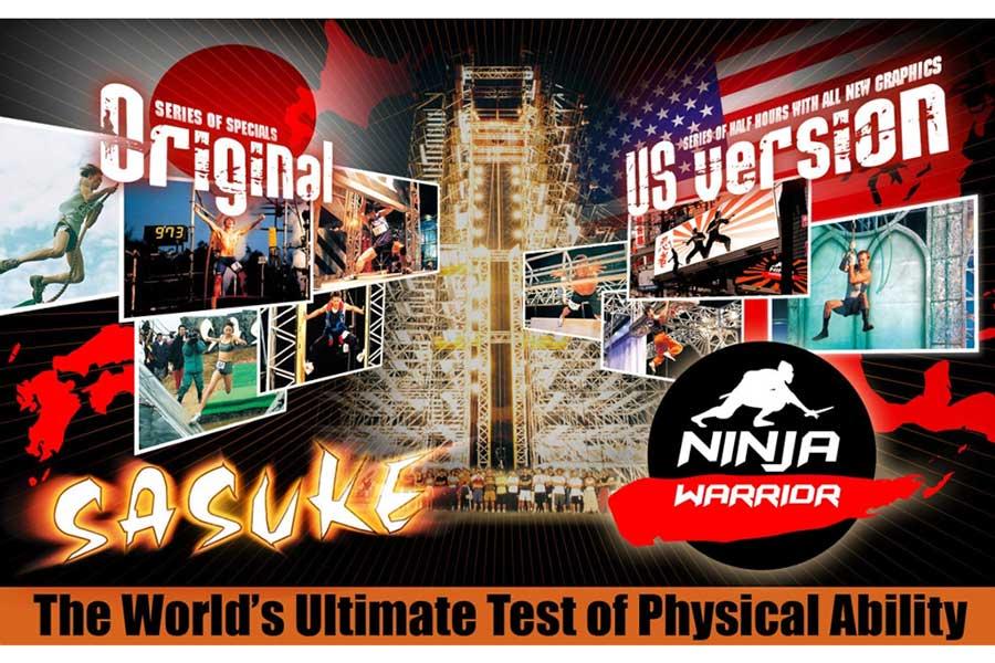 アメリカ版「SASUKE」「筋肉番付」の世界配信が決定【写真:(C)TBSテレビ】