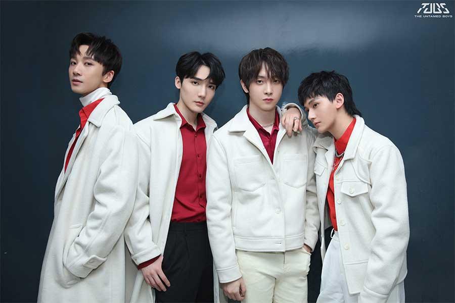 中国で活躍するボーイズグループ「T.U.B.S」