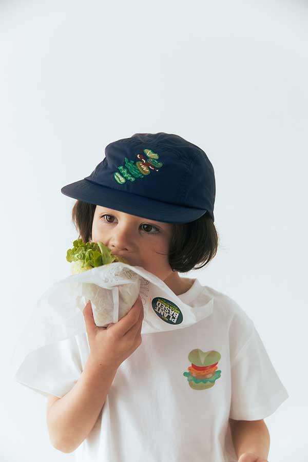 グリーンバーガーをモチーフにしたキッズ向けアパレル商品が発売