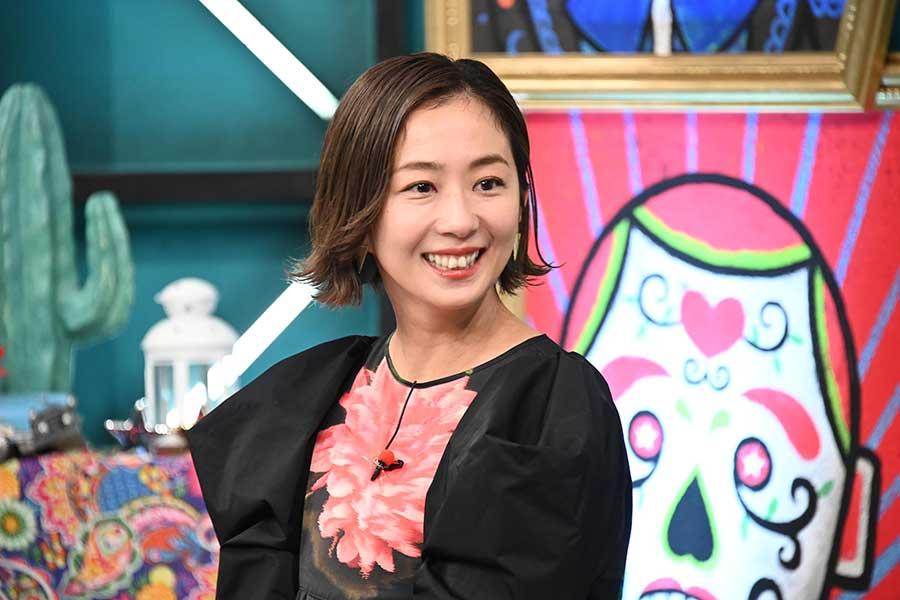 「千鳥VSかまいたち」にゲスト出演する優香【写真:(C)日本テレビ】