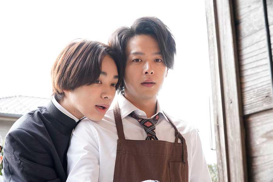 宮世琉弥、「最低過ぎる」役柄を好演 中村倫也、夏帆らには「内心ビクビクでした」
