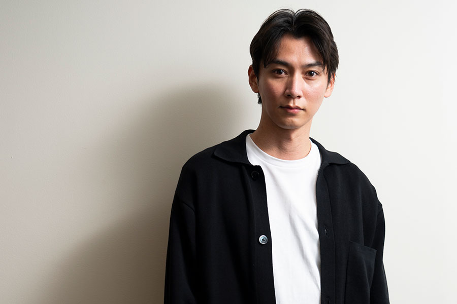 インタビューに応じた石井一彰【写真:舛元清香】