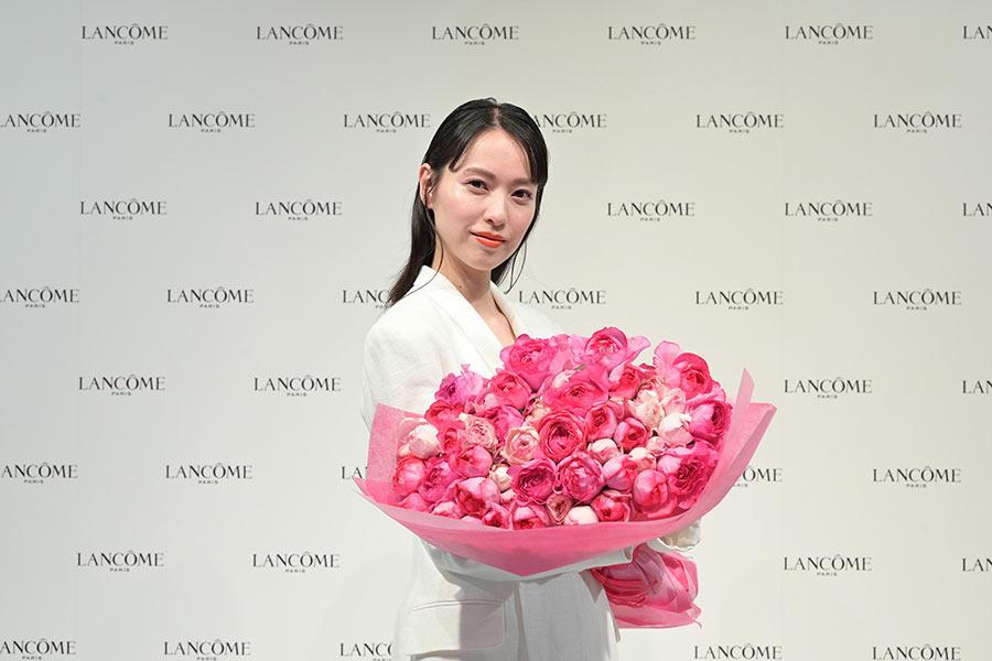 イベントに登壇した戸田恵梨香