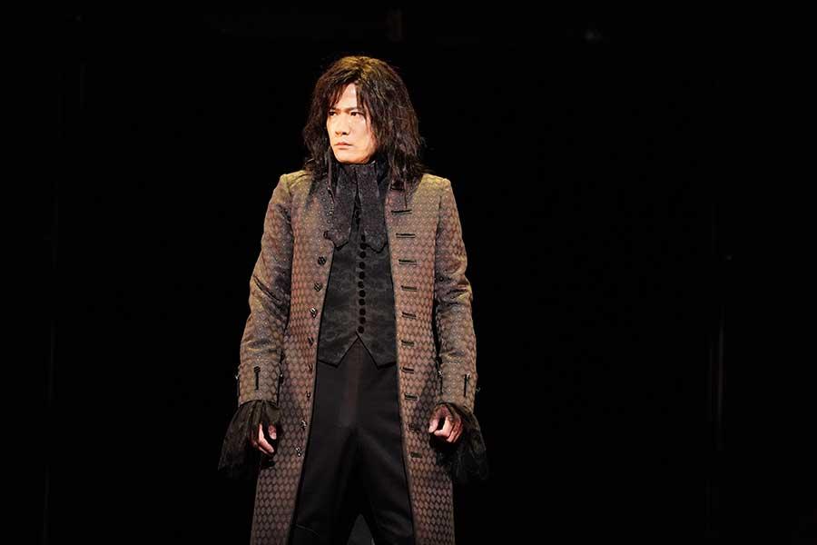 稲垣吾郎、実在の死刑執行人役で「よい緊張感」 仏革命描いた主演舞台が23日初日公演