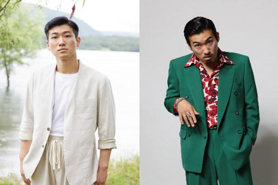 「s**t kingz」Oguriが「小栗基裕」として映画デビューだ【写真:(C)2021「孤狼の血 LEVEL2」製作委員会】