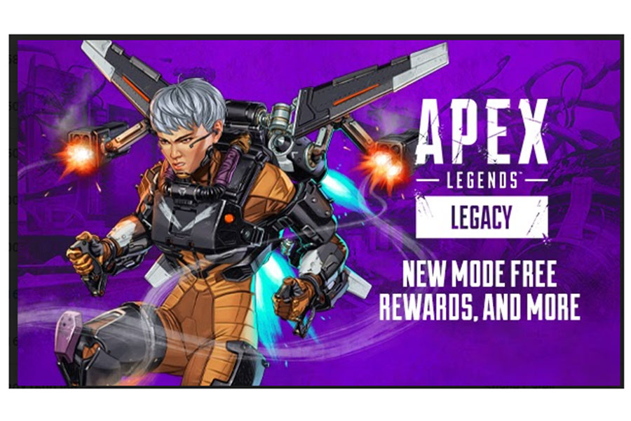 「Apex Legends」新シーズンで実装の「ヴァルキリー」能力が判明 味方を連れて上空退避が可能