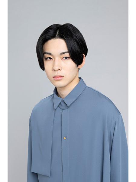 木曽義高を演じる市川染五郎【写真:(C)NHK】