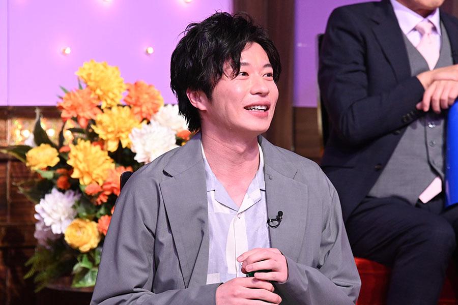 田中圭が「しゃべくり007」に出演【写真:(C)日本テレビ】
