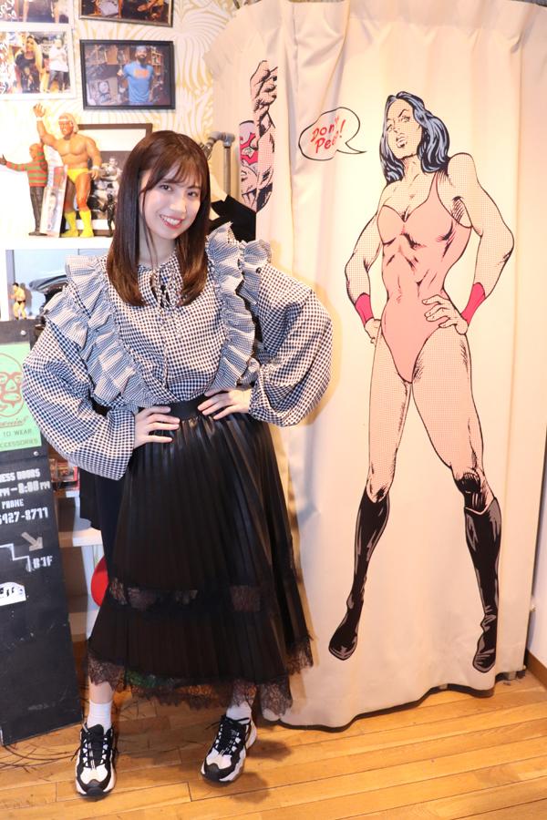 SKE48と東京女子プロレス、両方を盛り上げる【写真:イシイヒデキ】