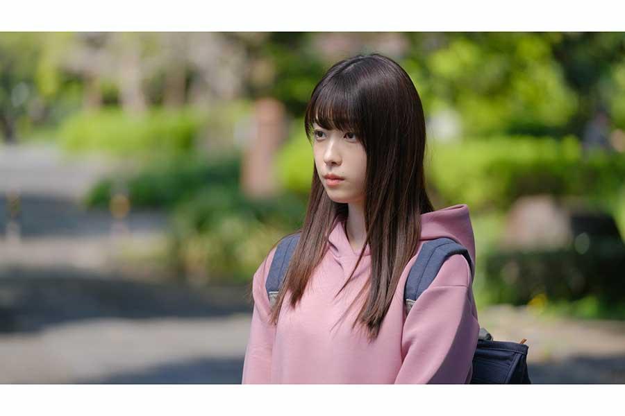 ドラマ「春の呪い」で難役に挑む高橋ひかる【写真:(C)テレビ東京】