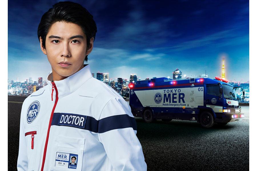 賀来賢人が7月期「日曜劇場」に出演、自身初の医師役を演じる「スケールがとにかく大きい作品」