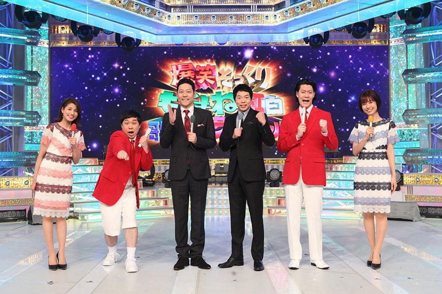 永島優美アナ、宮司愛海アナらがNiziUのメドレー披露! 8日放送「ものまね紅白歌合戦」