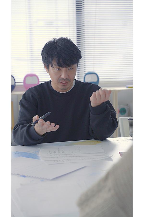 水橋研二が主演を務めるドキュメンタリー作品「fAct」
