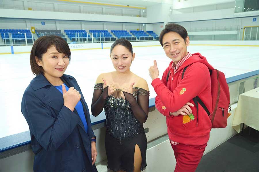 安藤美姫、フィギュアスケート選手役でドラマ出演へ 「自分の経験や想いも重ねた」