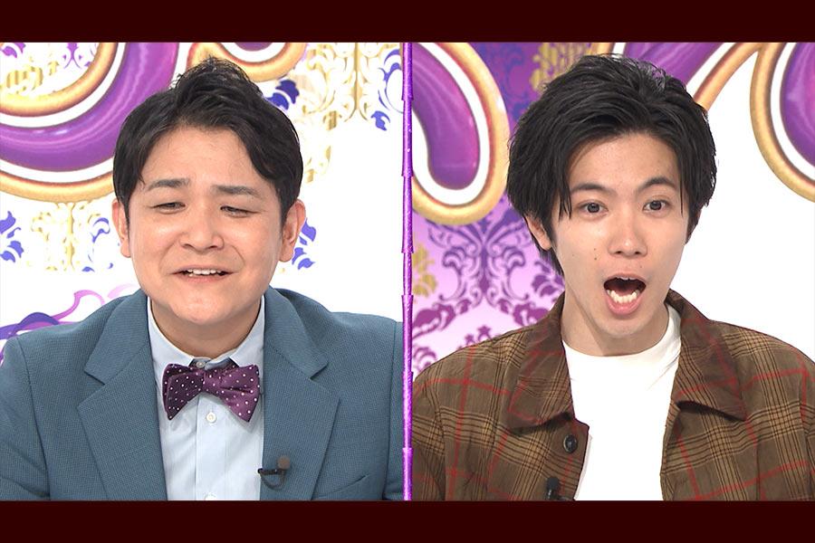 「むちゃカワキレイ!」とキンプリ・神宮寺も大興奮【写真:(C)テレビ朝日】