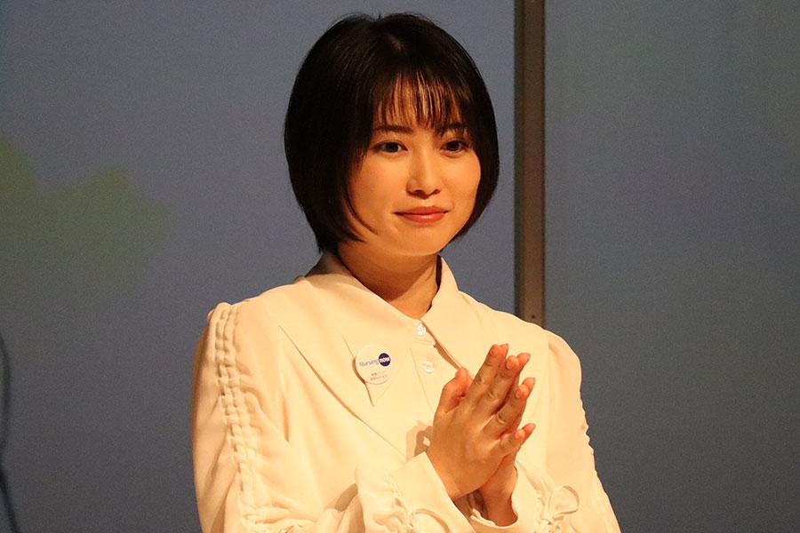 志田未来、医療系ドラマの難しさを告白「専門用語が難しく、慣れているように話すこと」