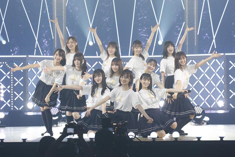 期別ライブのトリを飾った「乃木坂46」の3期生