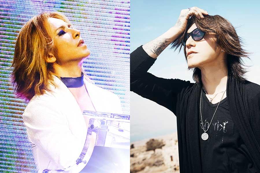 YOSHIKI&SUGIZOがスペシャル対談 無観客ライブの裏話や音楽活動の未来などを語る