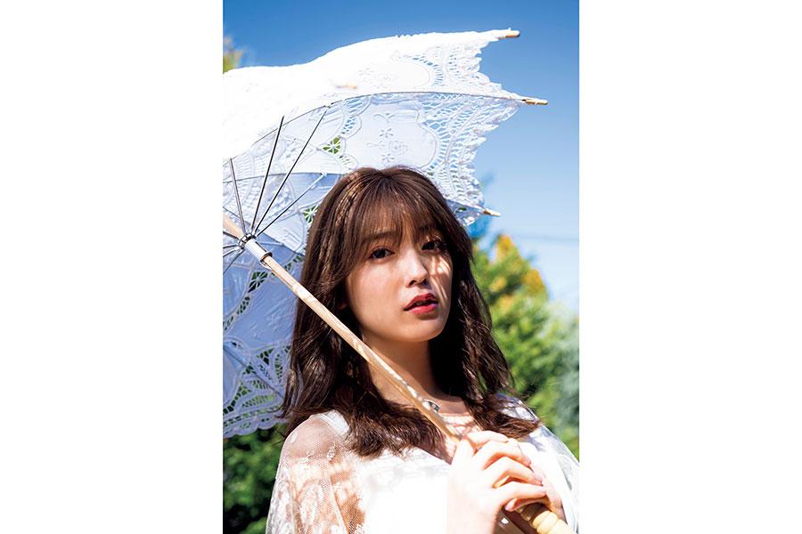 キラメイピンク・工藤美桜、「FLASH」表紙&グラビアに登場 洋館で暮らすお嬢様に大変身