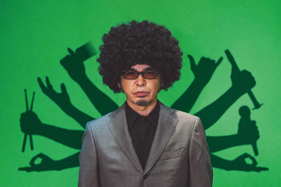 奥田民生、メンバーズサイト「エーギョー★ライダー(悪)」で史上初の生配信実施