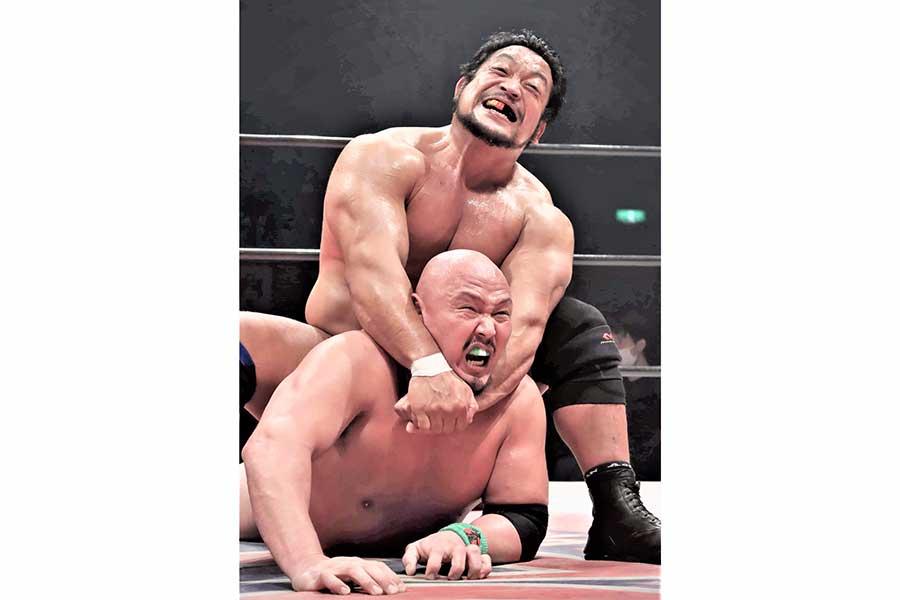 勝敗を超えた絶対エース 大日本プロレスのストロングBJを支える男とは【連載vol.41】