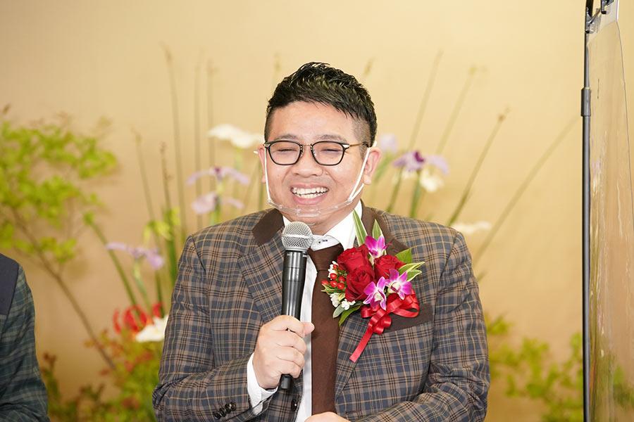 ミキ・昴生、妻を好きなバラに例えて紹介「きれいだけど、少しトゲがある」