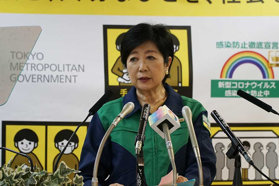 小池都知事、池江選手への五輪辞退要求に遺憾 「アスリート絡めるのはいかがなものか」