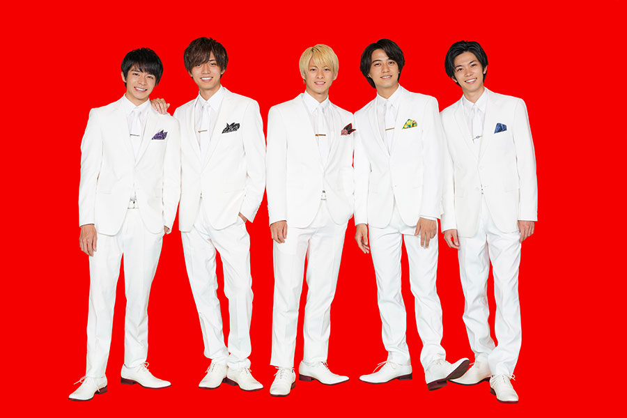 「King & Prince」【写真:(C)日本テレビ】